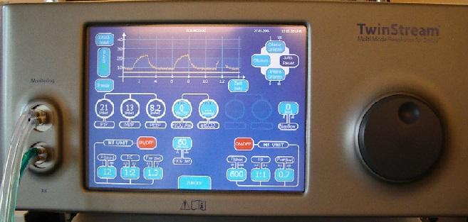 Twin Stream Respirator